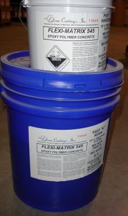 Flexi Matrix 545 Epoxy Concrete